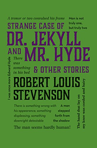 Stevenson, R. L. - The Strange Case of Dr. Jekyll and Mr. Hyde & Other Stories (Word Cloud Classics)