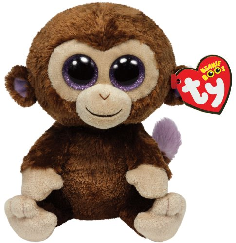 Ty Boo Buddy Coconut Monkey front-1045437