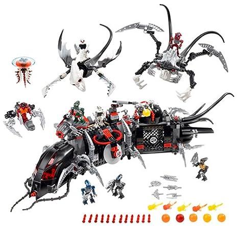 LEGO - Bionicle - jeu de construction - Le monstre sous-marin des Toa