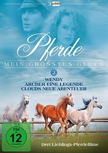 Pferde - Mein größtes Glück 2 [3 DVDs]