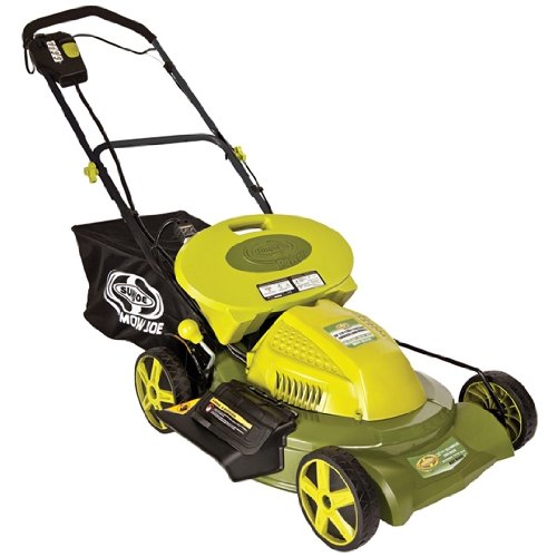Sun Joe Mow Joe MJ409C 20-Inch Three-In-One Cordless Self Propelled Lawn Mower (Discontinued by Manufacturer) image