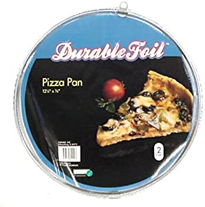 Foil Pizza Pans (24 Pieces) [Kitchen]