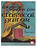 img - for Mel Bay's Favorite Hymns for Classical Guitar book / textbook / text book