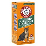 Arm & Hammer Cat Litter Deodorizer, with Baking Soda 20 oz.