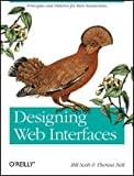 Image of Designing Web Interfaces: Principles and Patterns for Rich Interactions
