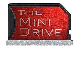 The MiniDrive | MicroSD Adaptor | MacBook Retina 13\