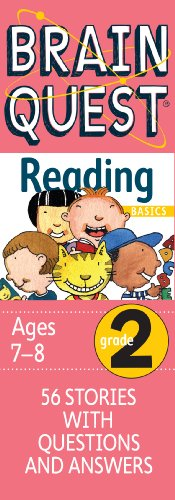 Brain Quest Grade 2 Reading (Brain Quest Grade 2 Reading compare prices)