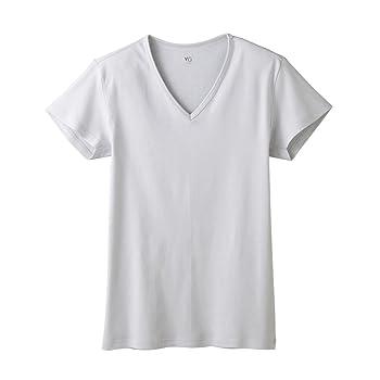 GUNZE インナーシャツ YG COTTON COOLシリーズ Vネック半袖