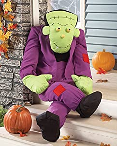 Frankenstein Monster Stuffable Halloween Party Decoration from Collections Etc