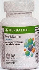 Herbalife Formula 2 Multivitamin Complex 90 Tablets