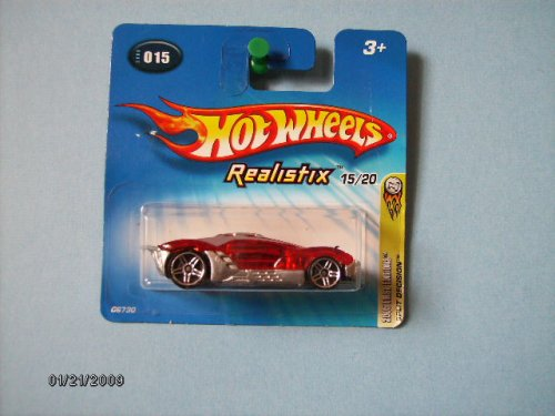 Hot Wheels Realistix 2005 First Editions Split Decision( Short Card Version)