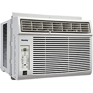 Danby DAC060EB2GDB Window Air Conditioner 6,000 BTU