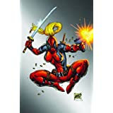 Lady Deadpool Poster - Rob Liefeld