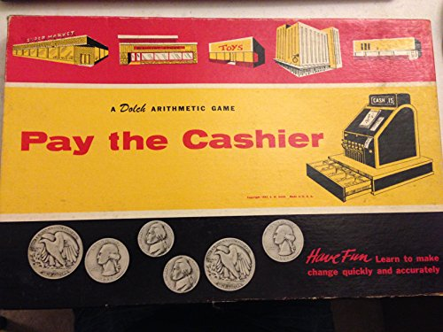 Pay the Cashier - 1