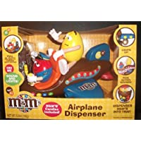 M&M Airplane dispenser