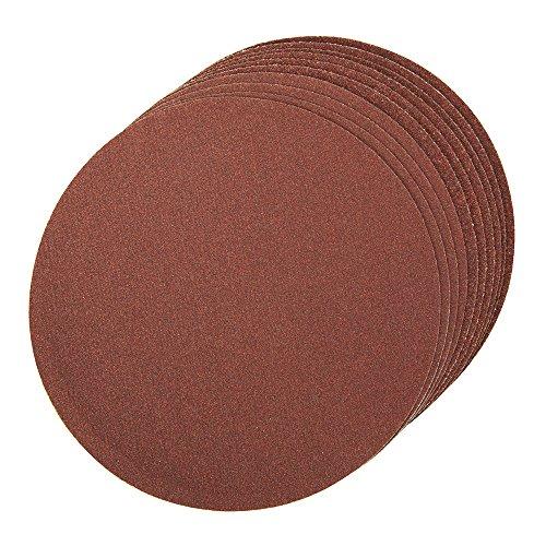 silverline-787856-lot-de-10-disques-abrasifs-autocollants-150-mm-grains-assortis