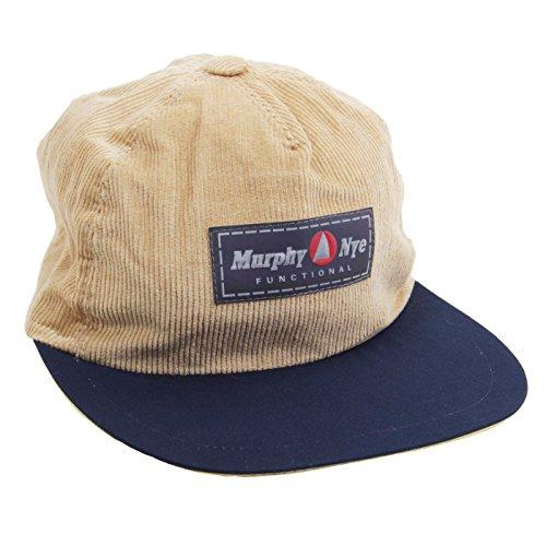 Murphy & Nye Uomo Cord berretto nye sabbia 1119030 sabbia M