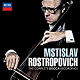Mstislav Rostropovich - The Complete Decca Recordings