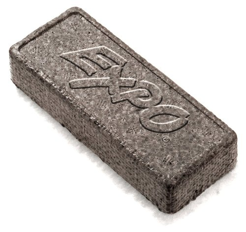 EXPO Dry Erase Board Eraser, Soft Pile, 5 1/8
