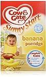 Cow & Gate Sunny Start Banana Porridg...