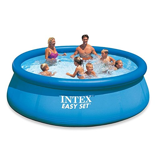 Awardpedia Intex 12ft X 30in Easy Set Pool Set