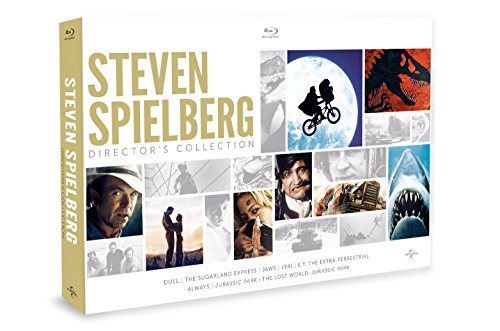 Steven Spielberg Collection [Blu-ray] [IT Import]
