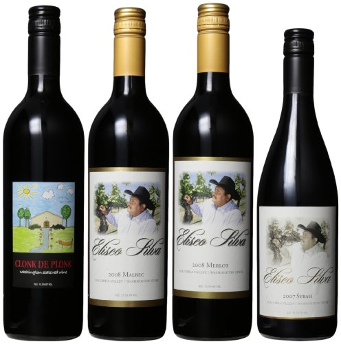 Tagaris Winery  Radiant Reds Mixed Pack, 4 x 750 mL