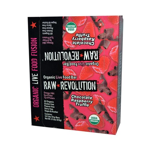 Raw Revolution Bar Raspberry Truffle