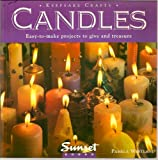 Candles/Easy-To-Make Projects to Give and Treasure: Easy-To-Make Projects to Give and Treasure (Keepsake Crafts) (0376042605) by Westland, Pamela