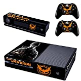 THE DIVISION SKIN PROTECTOR FOR XBOX ONE KINECT AND 2 CONTROLLER