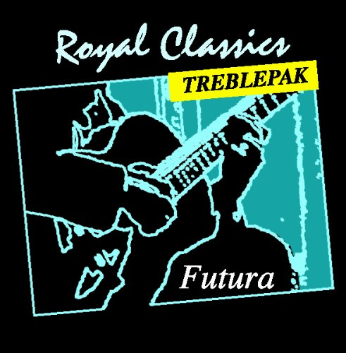 Royal Classics RC20T Futura Nylon Guitar String