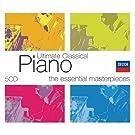 Ultimate Classical Piano (Coffret 5 CD)