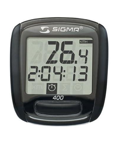 Sigma Cuentakilómetros Baseline 400 Negro