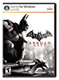 518%2BvPpmSdL. SL160  Batman: Arkham City Action Video Game   PC Game