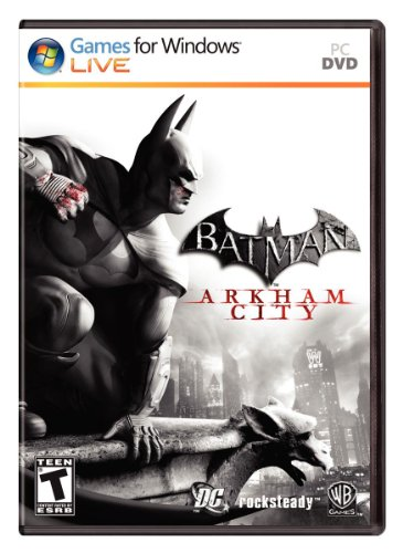 Batman: Arkham City Action Video Game - Pc Game