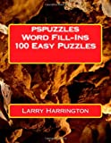 img - for pspuzzles Word Fill-Ins 100 Easy Puzzles book / textbook / text book
