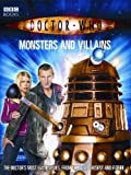 Justin Richards Doctor Who: Monsters and Villains