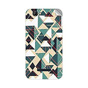 Garmor Designer Mobile Skin Sticker For Lava Iris X8 - Mobile Sticker