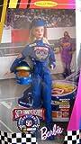 1998 Mattel Collector Edition Nascar 50th Anniversary Barbie Doll