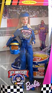 Barbie NASCAR 50th Anniversary Collector Edition