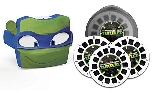 Basic Fun ViewMaster  - Teenage Mutant Ninja Turtles, Gift Set - 1