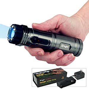 Zaplight Zapper Flashlight, Stun Gun! 1 Million Volts! Extreme! Great Protection!!