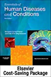 img - for Essentials of Human Diseases and Conditions - Text and Workbook Package, 5e book / textbook / text book