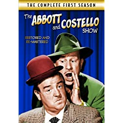 The Abbott and Costello Show: The Complete First Season