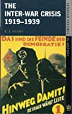 img - for The Inter-War Crisis 1919-1939 (Seminar Studies in History) book / textbook / text book
