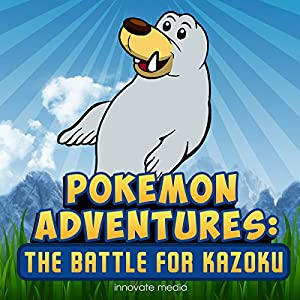 Pokemon Adventures Audiobook