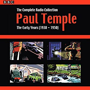 Paul Temple: The Complete Radio Collection: Volume One Radio/TV