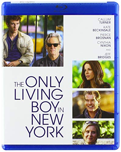 Blu-ray : The Only Living Boy In New York (Blu-ray)