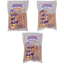 King Kennel King Chicken, Lamb And Egg Rolls (Pack Of 3, 200 Gms)