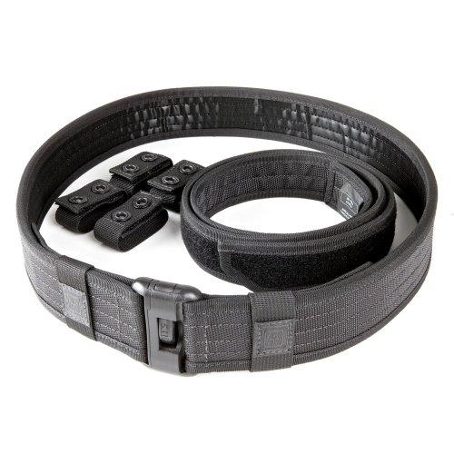 5.11 Tactical Sierra Bravo Duty Belt Kit, Black, X-Large (40-42-Inch)